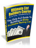 Thumbnail MRR Ultimate List Builders Course