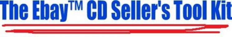 Ebay CD Sellers Toolkit MRR
