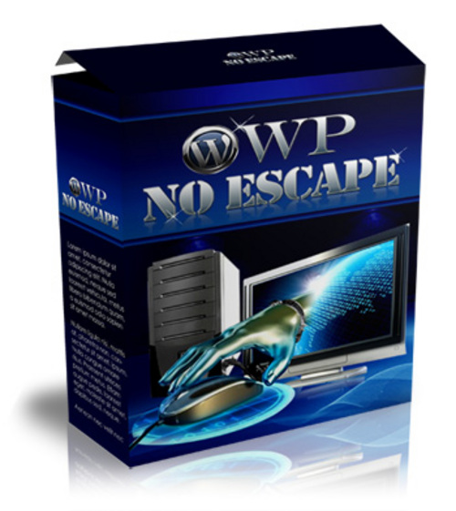 Product picture WP No Escape with Master Resale Rights