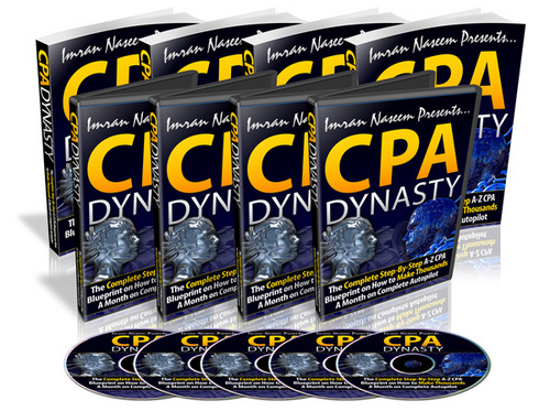 Product picture CPA Dynasty PLR