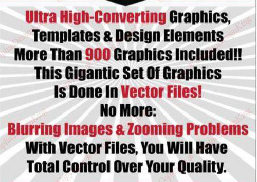 Product picture Largest Graphic Design Templates Packages Collections Part 1