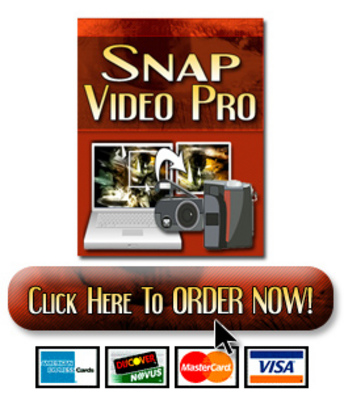 Product picture Snap Video Pro