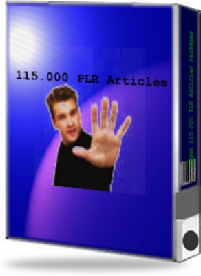 Product picture 115,000 PLR Articles Package