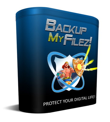Product picture Backup My Filez Full