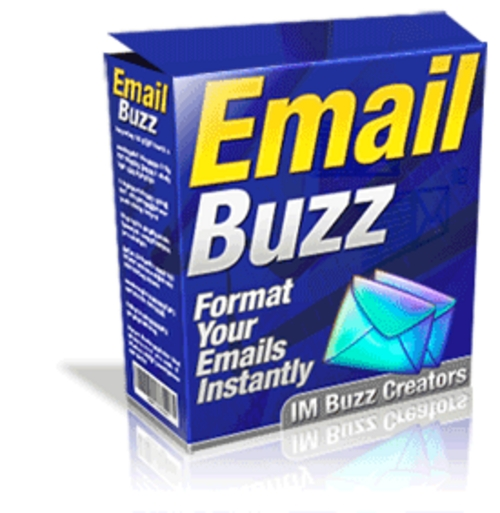 Product picture MRR Email Buzz  Email Formatter Software