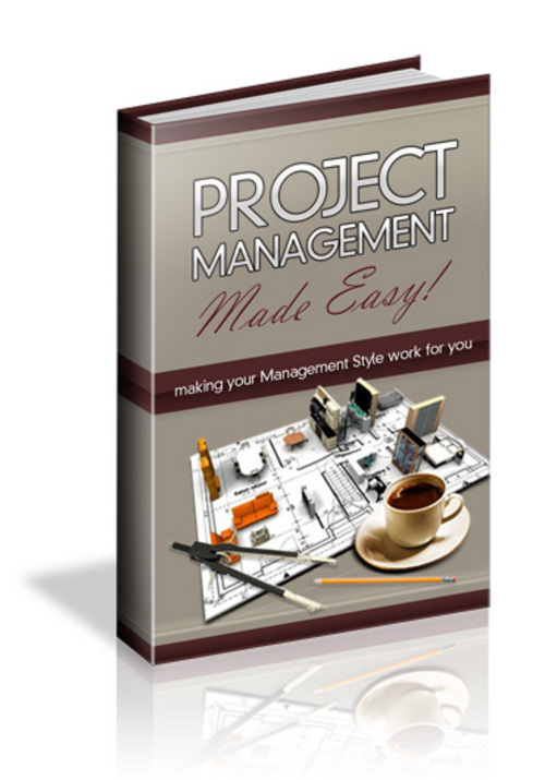 Product picture MRR Project Management Made Easy!