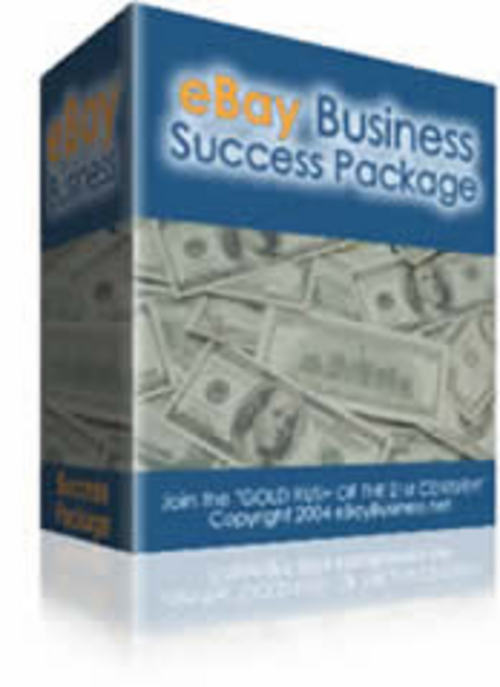 Product picture The eBay Business Success Ebook Package W/MRR