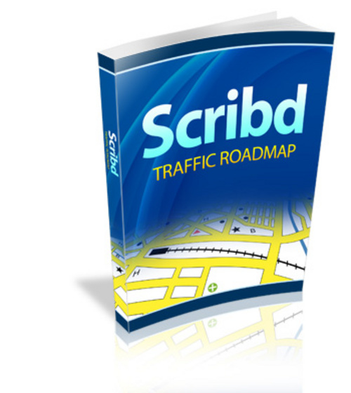 Product picture Scribd Traffic Roadmap with Private Label Right